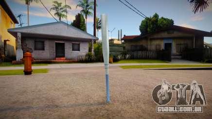 New bat (good textures) para GTA San Andreas