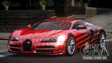 Bugatti Veyron US S3 para GTA 4