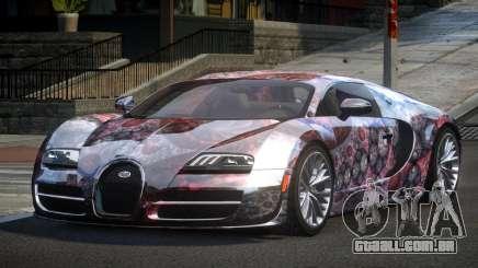 Bugatti Veyron US S8 para GTA 4
