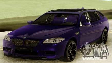 BMW M340i xDrive Touring 2020 para GTA San Andreas