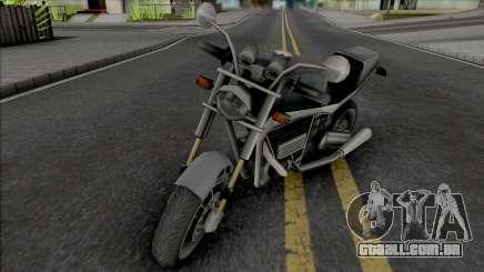 Streetfighter para GTA San Andreas
