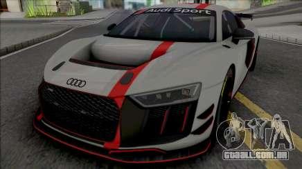 Audi R8 GT4 para GTA San Andreas