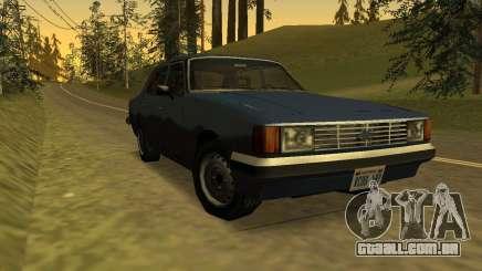Chevrolet Opala Diplomata 1983 SA Style para GTA San Andreas