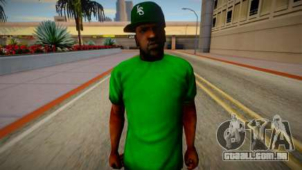 New Sweet (good textures) para GTA San Andreas