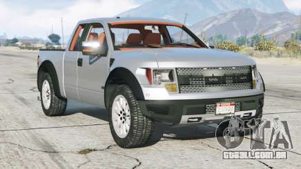 Ford F-150 SVT Raptor SuperCab 2009〡add-on para GTA 5