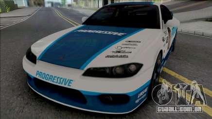 Nissan Silvia S15 [Fixed] para GTA San Andreas