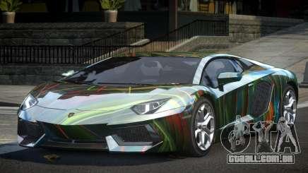 Lamborghini Aventador AN S4 para GTA 4