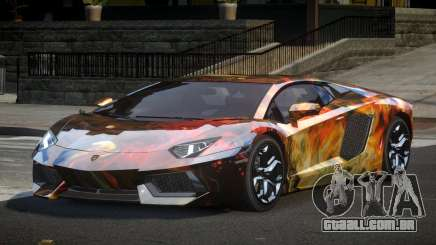 Lamborghini Aventador AN S3 para GTA 4