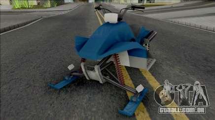 Snow Motorcycle para GTA San Andreas