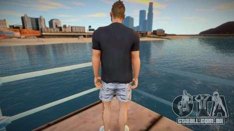 One-Punch Man para GTA San Andreas