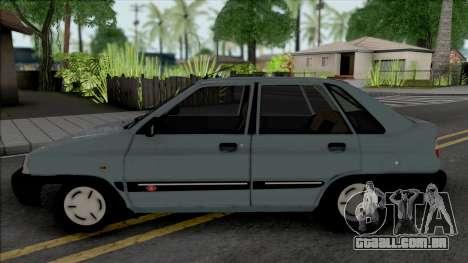 Saipa Pride 141 EX para GTA San Andreas
