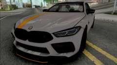 BMW M8 Gran Coupe Manhart