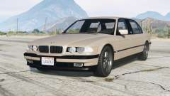 BMW L7 (E38) 2001〡add-on para GTA 5