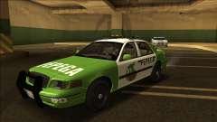 Ford Crown Victoria - Police (NFS MW Pepega) para GTA San Andreas
