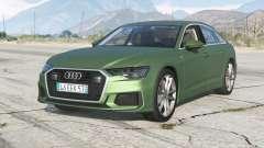 Audi A6 55 TFSI quattro S linha (C8) 2019〡add-on para GTA 5