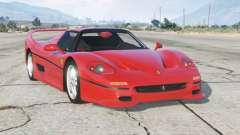 Ferrari F50 1995〡add-on v2.0 para GTA 5