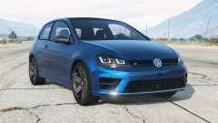 Volkswagen Golf R 3 portas (Typ 5G) 201〡3 para GTA 5