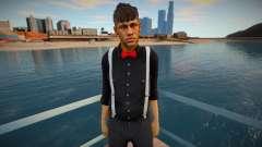 Neymar (good skin) para GTA San Andreas