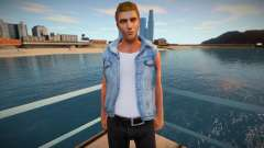 New Kent Paul Skin para GTA San Andreas