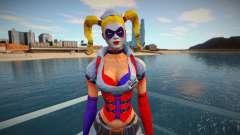 Harley Quinn v2 (good skin) para GTA San Andreas