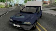 Dacia 1307 Papuc Interventii RATB