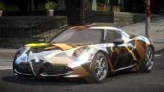 Alfa Romeo PSI 4C S2