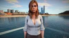 Gina Foley para GTA San Andreas