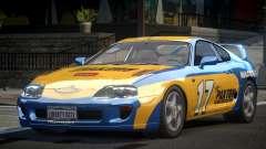 Toyota Supra GST Drift S5 para GTA 4