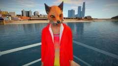 Man fox from GTA Online para GTA San Andreas