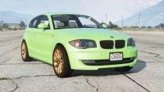 BMW 120i (E81) 2007〡add-on para GTA 5