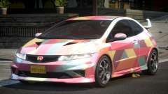 Honda Civic PSI-U L6 para GTA 4