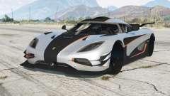 Koenigsegg One:1 2014〡add-on v2.0 para GTA 5