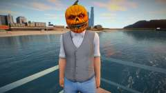 Dude from DLC Halloween para GTA San Andreas