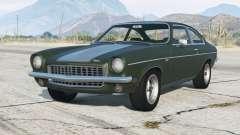 Chevrolet Vega GT 1971〡v4.0 para GTA 5