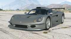 Lotus Elise GT1 Road Car (Tipo 115) 1997〡add-on para GTA 5
