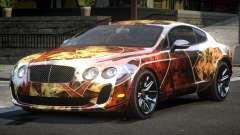 Bentley Continental BS Drift L8