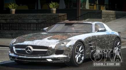 Mercedes-Benz SLS GS-U S1 para GTA 4