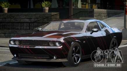 Dodge Challenger 392 PSI-R S6 para GTA 4
