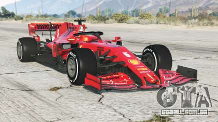 Ferrari SF1000〡add-on v4.0 para GTA 5