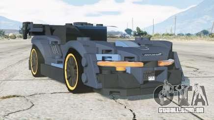McLaren Senna LEGO (P15) 2019 para GTA 5