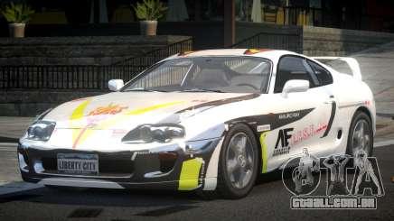 Toyota Supra GST Drift S7 para GTA 4