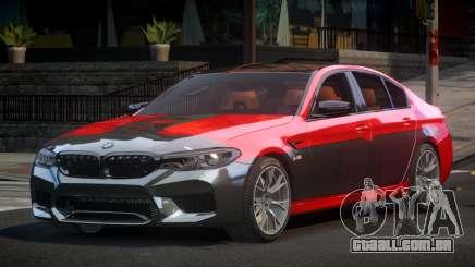 BMW M5 Competition xDrive AT S1 para GTA 4