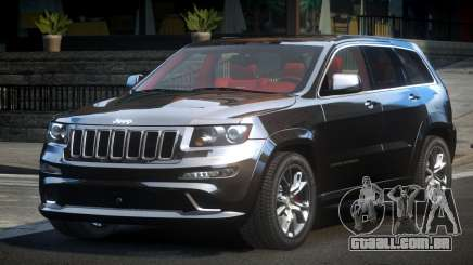 Jeep Grand Cherokee BS SRT8 para GTA 4
