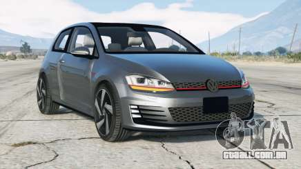 Volkswagen Golf GTI 3-door (Typ 5G) 2013 para GTA 5