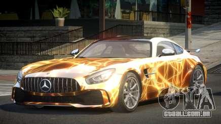 Mercedes-Benz AMG GT Qz S6 para GTA 4