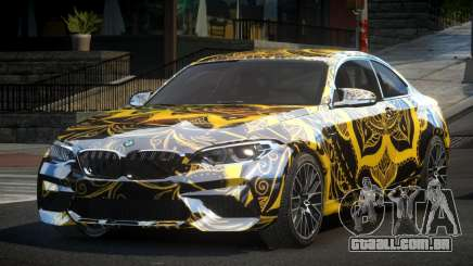 BMW M2 Competition SP S6 para GTA 4