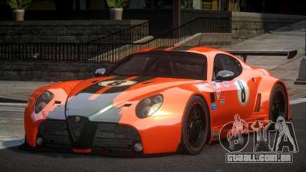 Alfa Romeo 8C Competizione GS-R S2 para GTA 4