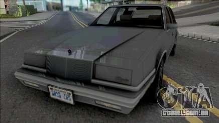 Chrysler New Yorker 1988 v1.1 para GTA San Andreas
