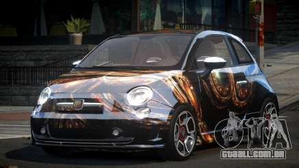 Fiat Abarth U-Style S3 para GTA 4