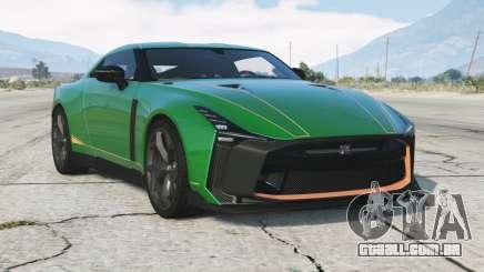 Nissan GT-R50 201〡9 para GTA 5